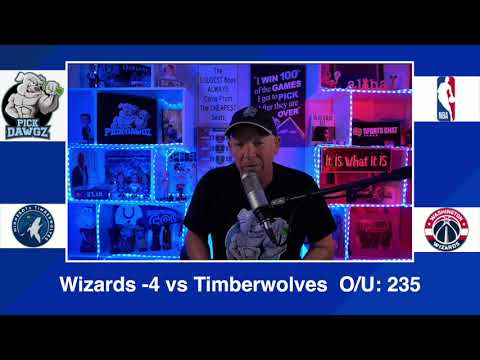 Washington Wizards vs Minnesota Timberwolves 2/27/21 Free NBA Pick and Prediction NBA Betting Tips