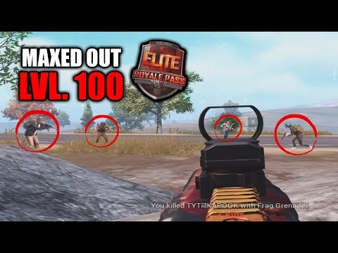 THEY GOT DESTROYED   Royale Pass LVL 100   PUBG Mobile