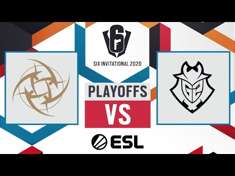 Ninjas in Pyjamas vs G2 Esports vod