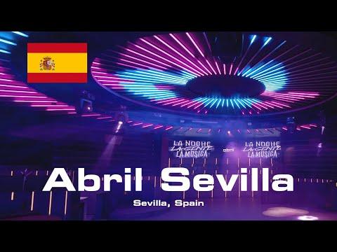 MADRIX @ Abril Sevilla in Sevilla, Spain