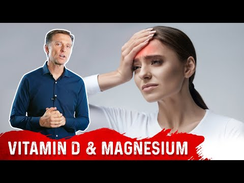 High Doses Of Vitamin D Can Deplete Magnesium