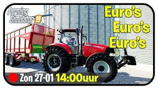Farming Simulator 19 North frisian march #10 euro's euro's euro's!!!