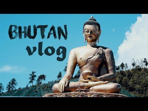 Bhutan Travel Vlog - Honda Drive to Discover 8 | ICN Studio