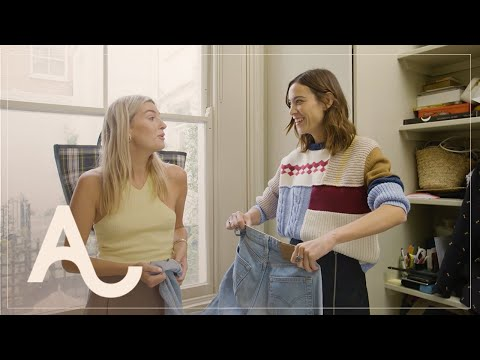 Alexa Chung Learns How To Dress The French Way | ALEXACHUNG