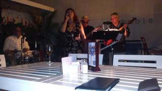 Linda Solotaire - (No Doubt - Don't Speak Cover) @ Cafe Michelle