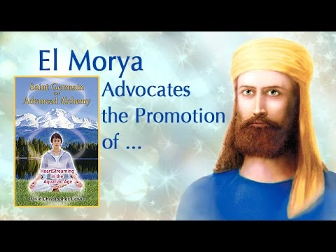 El Morya Advocates the Promotion of Saint Germain's Book