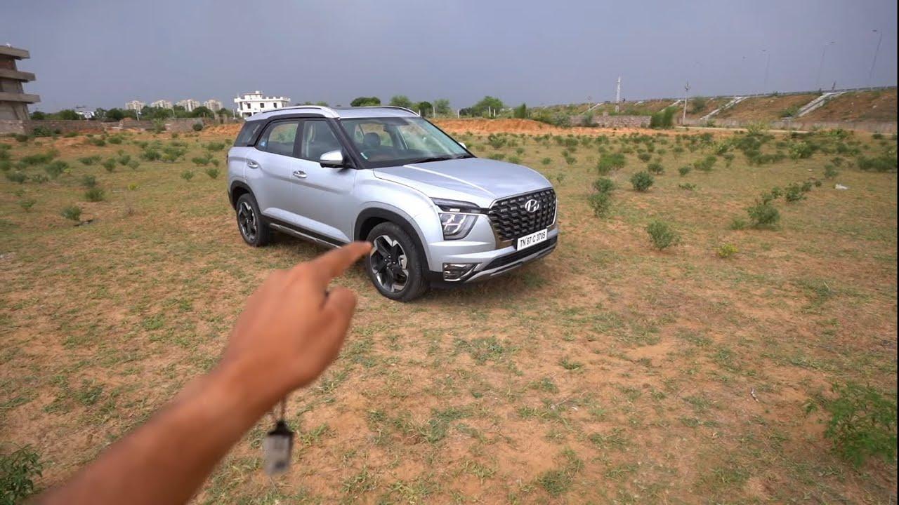 Hyundai Alcazar Diesel Manual & AT Drive Impressions   Gagan Choudhary