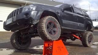 jeep grand cherokee wk 4 lift kits
