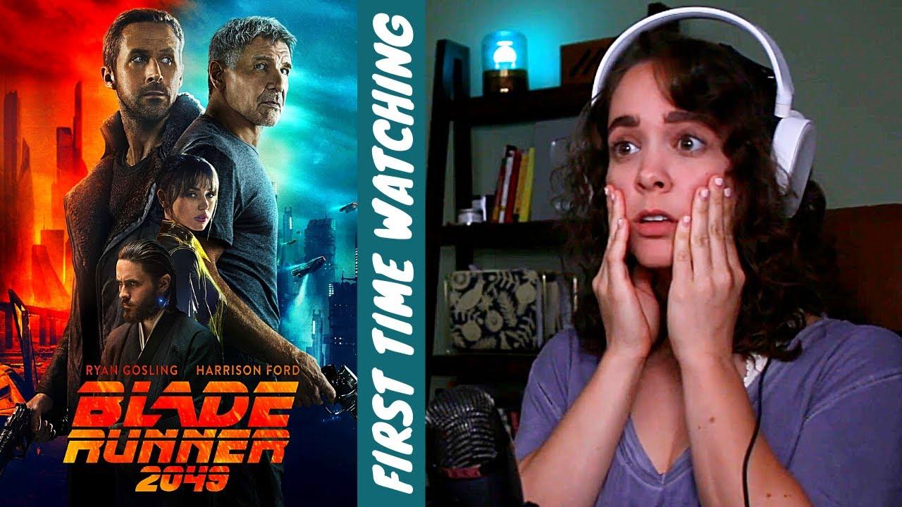 *BLADE RUNNER 2049* (first time watching!)