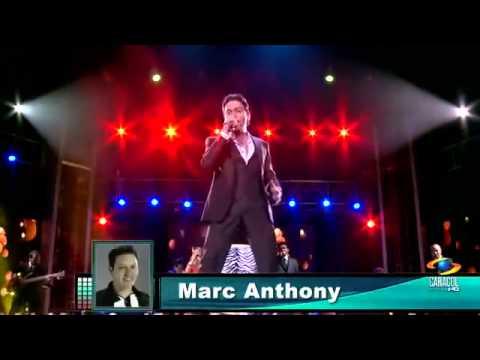 Yo me llamo Marc Anthony A quién quiero mentirle