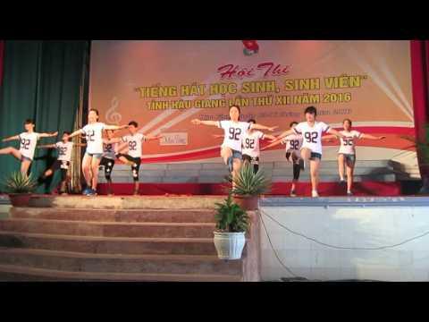 Hội Thi Tiếng Hát Học Sinh,Sinh Viên Trường THPT Châu Thành A