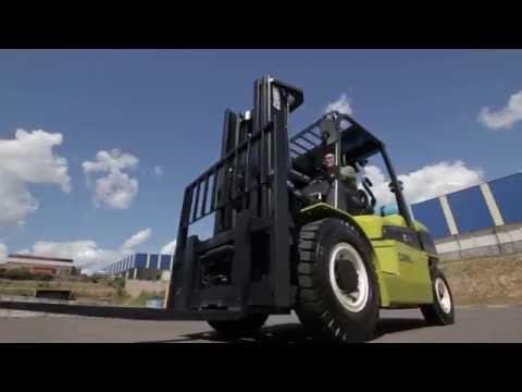 CLARK C40/45/50s/55s Forklift
