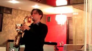 Саксофонист Нижний Новгород Алексей Фролов