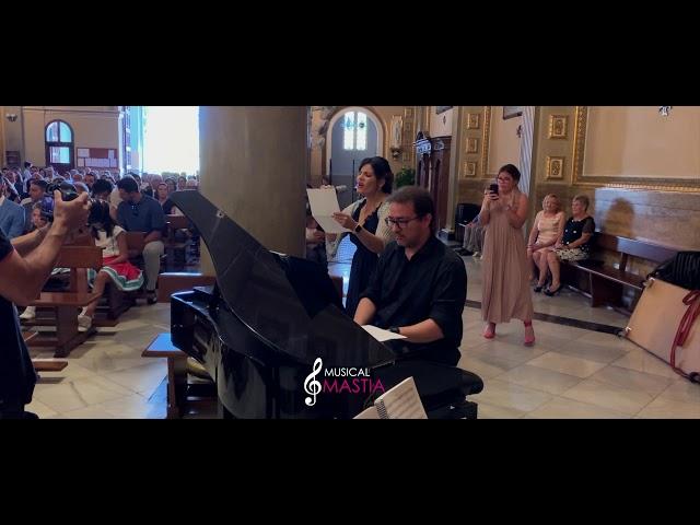 👰 Sorpresa Novia Boda | Amiga canta a la novia en su Boda | Musicos para Bodas
