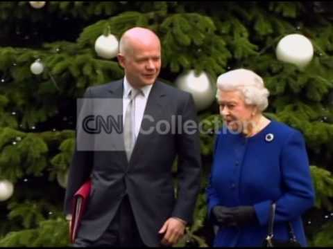 UK:QUEEN DEPARTURE-CABINET MEETING