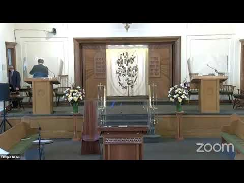 Temple Israel Of Great Neck Shabbat Morning Services