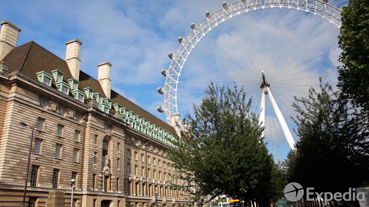 Download London Eye Vacation Travel Guide | Expedia