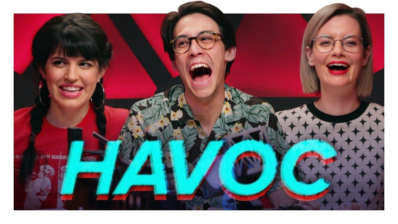 Havoc on the Half-Pipe