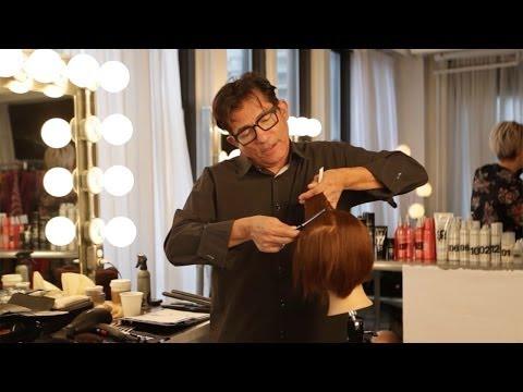 Sam Villa Razor Cutting: How To Create Volume & Texture in Fine Hair