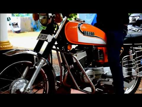 Yamaha RX 100 | Customised | Trailer - HD |