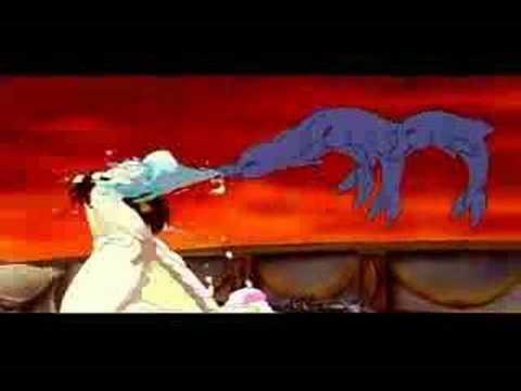 The Little Mermaid - Crash the Wedding (Reverse Backwards)