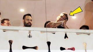 Salman Khan Tells Fans To Go And Sleep From His Balcony | Galaxy Apartment | Blackbuck Case