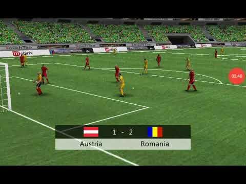 austria x romenia