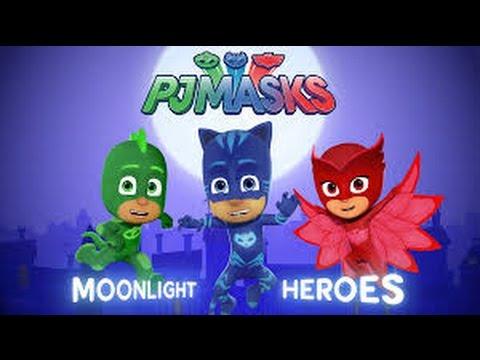 ❤️ PJ Masks Creation 36 ❤️ Moonlight Heroes Gameplay ❤️ New App!!!