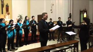 The Parting Glass (trad. Irlandesa - arr. D. Early) / Coro Musicaire