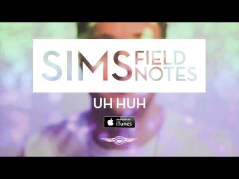 """Sims """"Uh Huh"""" (pre-order Field Notes — out 9/2/14!)"""