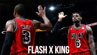 Flash x king (d.wade & lbj mix)