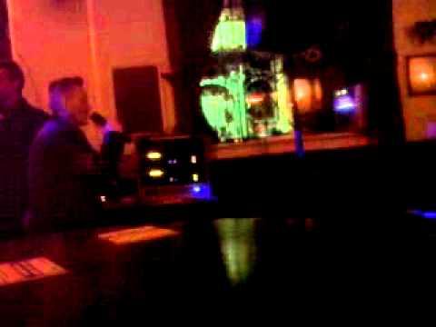 John on Karaoke-Feb 28, 2014