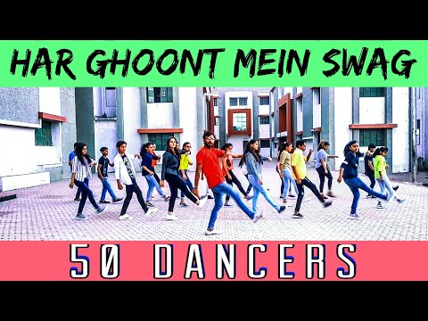 Har Ghoont Mein Swag | Dance Video Song | Rk Chotaliya | Tiger Shroff | Disha Patani | Badshah