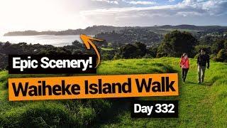 Video blog - Onetangi Reserve Walk on Waiheke Island - Day 332