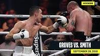 DAZN REWIND | George Groves vs. Callum Smith