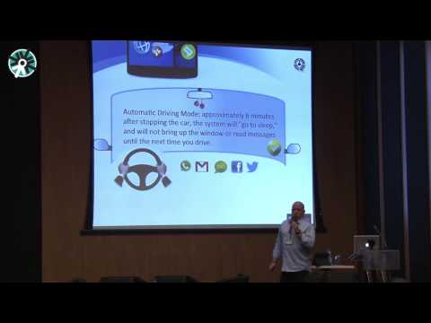 Insights Conference 2015 - Tal Hanoci - How High Tech Innovation Saves Lives