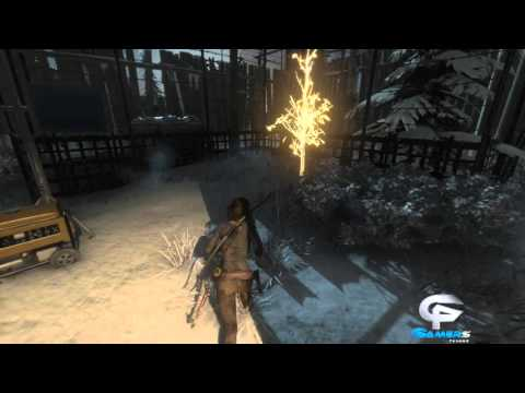 Rise Of The Tomb Raider Gameplay3 By Gamers Panama