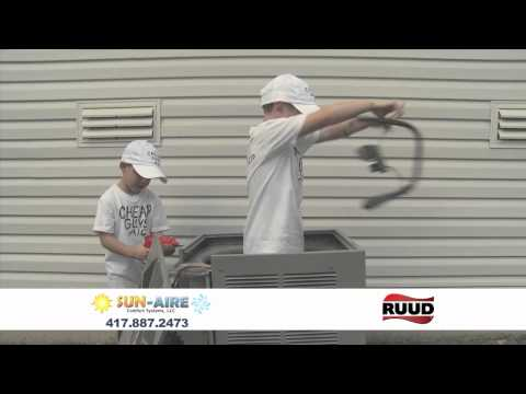 Sun-Aire v Cheap Guys AC_HVAC Compressor Replacement