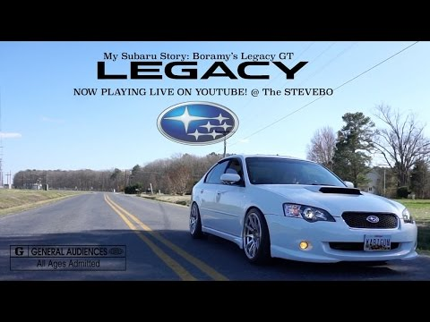 2006 Subaru Legacy GT Drive-by Exhaust and Turbo Sounds | Doovi