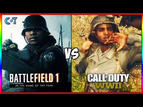 COD WW2 vs BF1 Gameplay & Graphics from YouTube · Duration:  7 minutes 8 seconds
