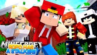Minecraft Adventure - ROPO HAS A STALKER!!!
