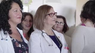 """Progetto media, consegnato il """"vein viewer"""" alla pediatria dell'Umberto I"""