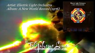 Telephone Line - Electric Light Orchestra (1976) FLAC Remaster HD Video