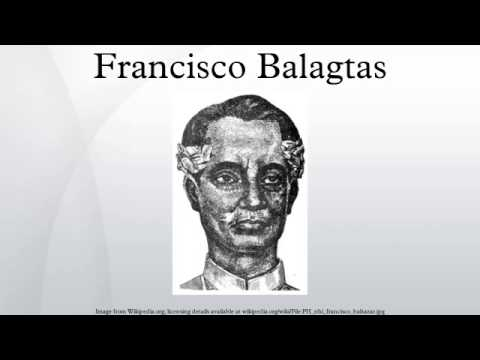 "francisco balagtas ""francisco balagtas"" was the pen name baltazar chose for his work he then moved to bataan, married juana tiambeng in july 1842."