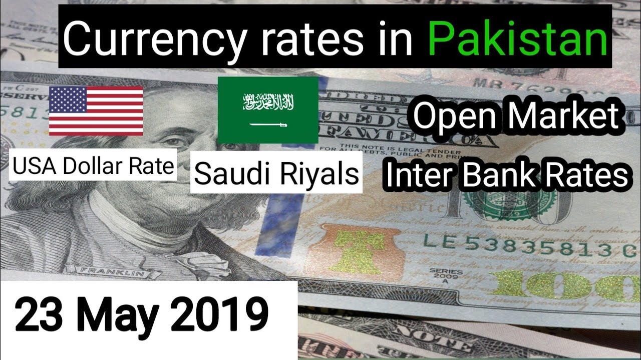 Forex exchange rate in pakistan today