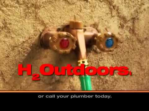 woodford model 22 hot and cold outdoor faucet smart plumbing products