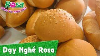 Hướng dẫn cách làm Bánh Mì Cóc