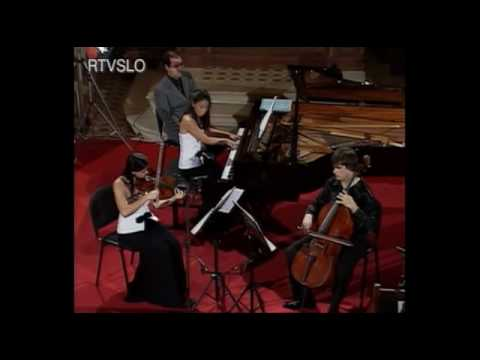 Greenwich Trio - Shostakovich Piano Trio no.2 (4th mov Allegretto)