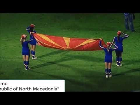 Importance of Our Name : Macedonia - Sports Edition