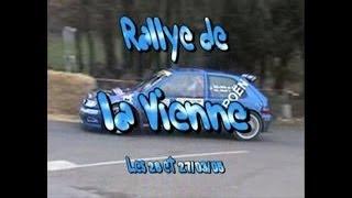 Vidéo Rallye de la Vienne 2005